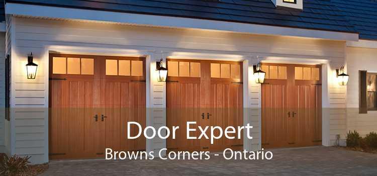 Door Expert Browns Corners - Ontario