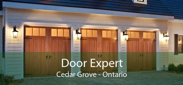 Door Expert Cedar Grove - Ontario
