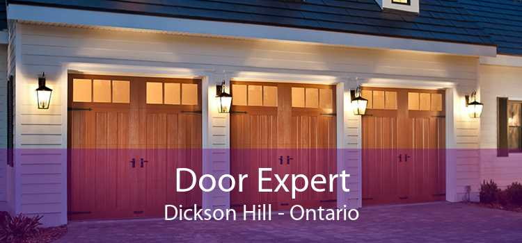 Door Expert Dickson Hill - Ontario
