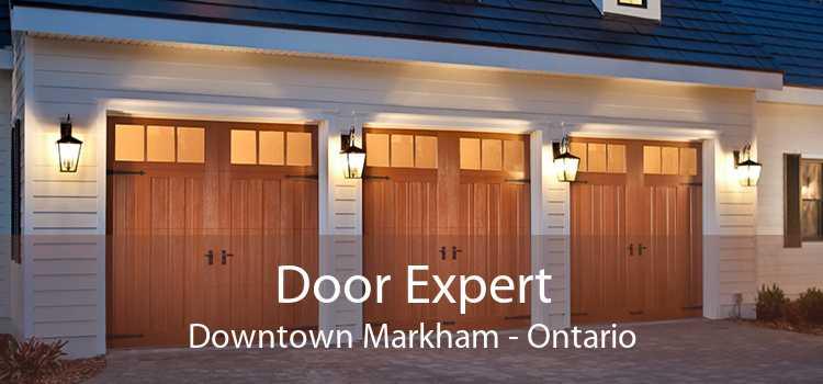 Door Expert Downtown Markham - Ontario