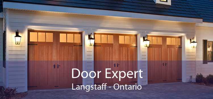 Door Expert Langstaff - Ontario