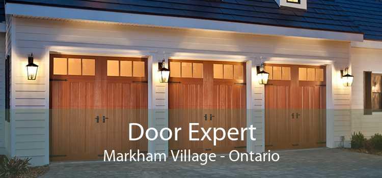 Door Expert Markham Village - Ontario