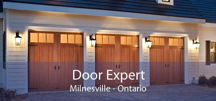 Door Expert Milnesville - Ontario