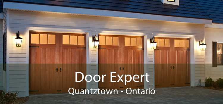 Door Expert Quantztown - Ontario