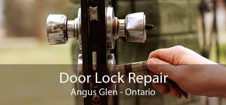 Door Lock Repair Angus Glen - Ontario