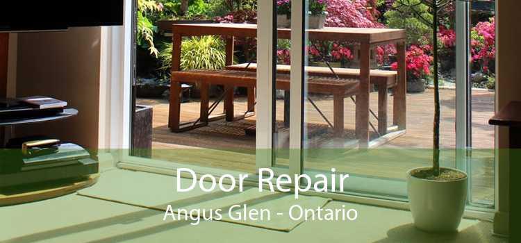 Door Repair Angus Glen - Ontario