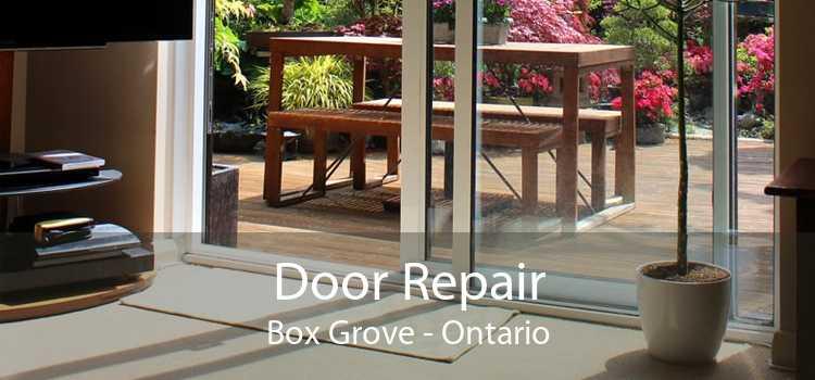 Door Repair Box Grove - Ontario