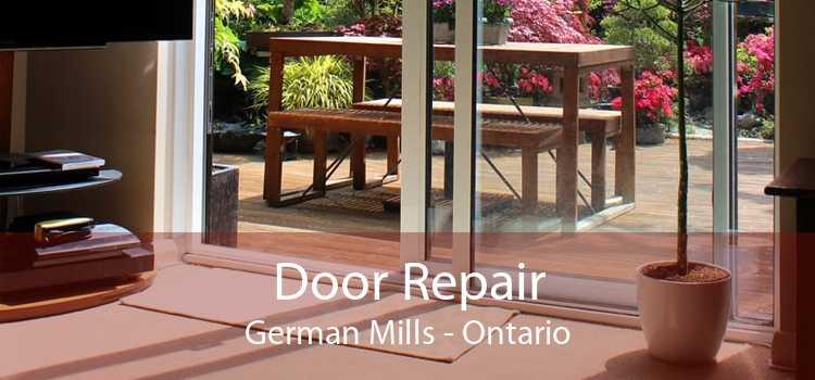 Door Repair German Mills - Ontario