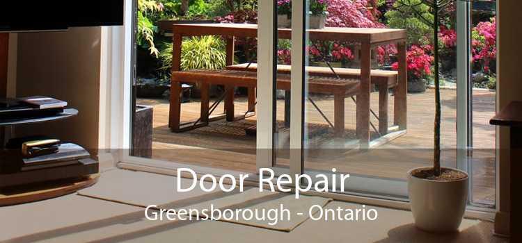 Door Repair Greensborough - Ontario