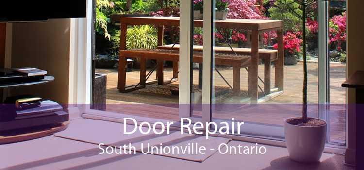 Door Repair South Unionville - Ontario