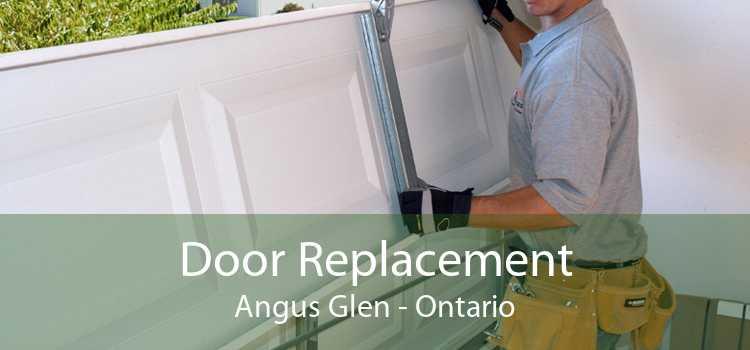 Door Replacement Angus Glen - Ontario