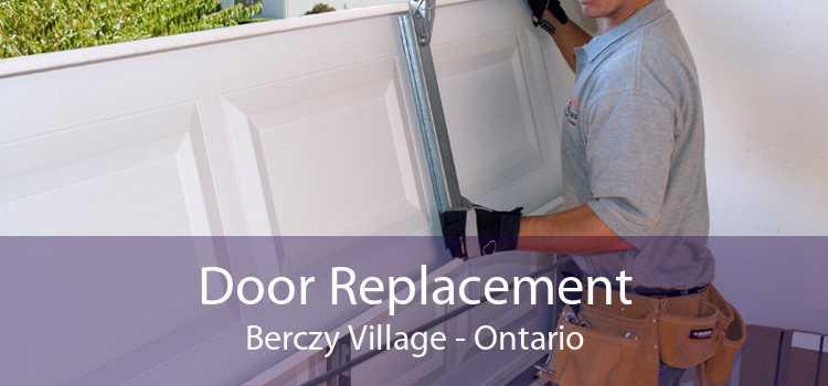 Door Replacement Berczy Village - Ontario