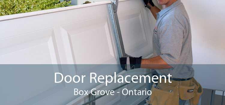 Door Replacement Box Grove - Ontario