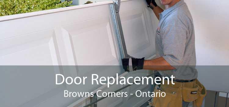 Door Replacement Browns Corners - Ontario