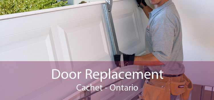 Door Replacement Cachet - Ontario