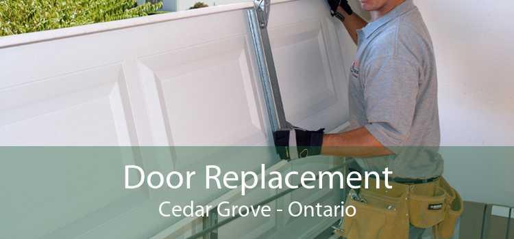Door Replacement Cedar Grove - Ontario