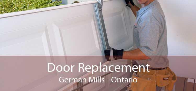 Door Replacement German Mills - Ontario