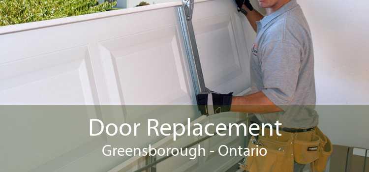 Door Replacement Greensborough - Ontario