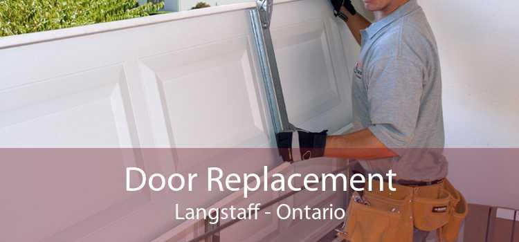 Door Replacement Langstaff - Ontario