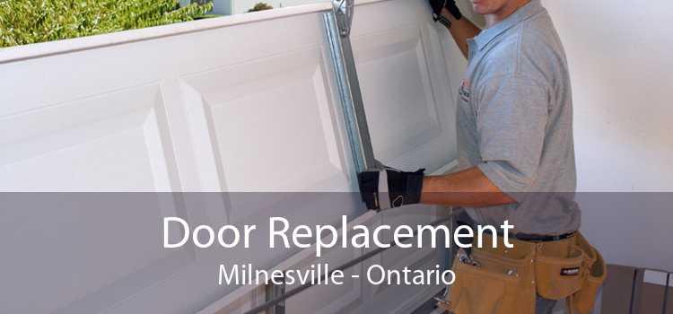 Door Replacement Milnesville - Ontario