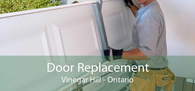 Door Replacement Vinegar Hill - Ontario