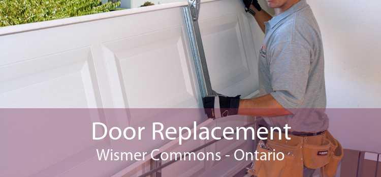 Door Replacement Wismer Commons - Ontario
