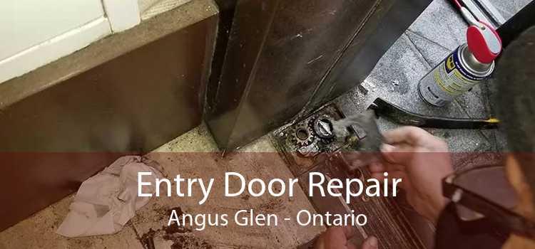 Entry Door Repair Angus Glen - Ontario