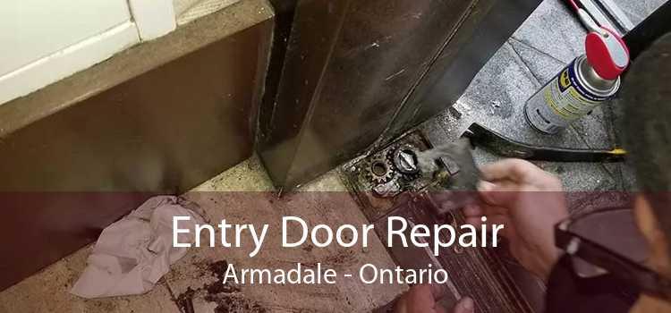 Entry Door Repair Armadale - Ontario