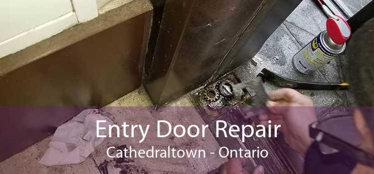 Entry Door Repair Cathedraltown - Ontario