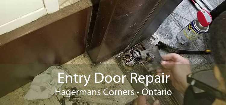 Entry Door Repair Hagermans Corners - Ontario