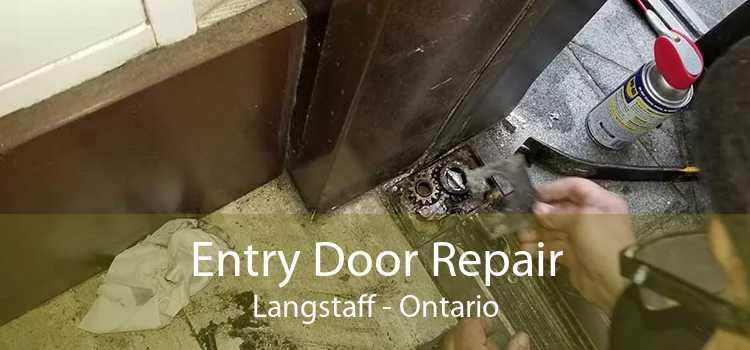 Entry Door Repair Langstaff - Ontario