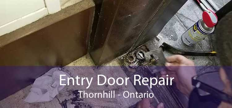 Entry Door Repair Thornhill - Ontario