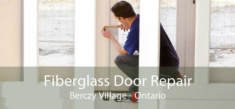 Fiberglass Door Repair Berczy Village - Ontario