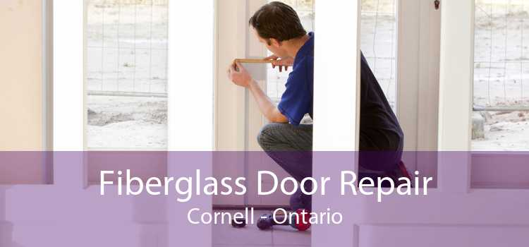 Fiberglass Door Repair Cornell - Ontario