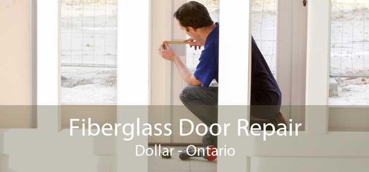 Fiberglass Door Repair Dollar - Ontario