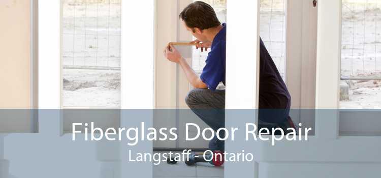 Fiberglass Door Repair Langstaff - Ontario