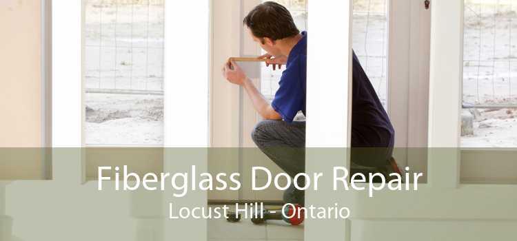 Fiberglass Door Repair Locust Hill - Ontario