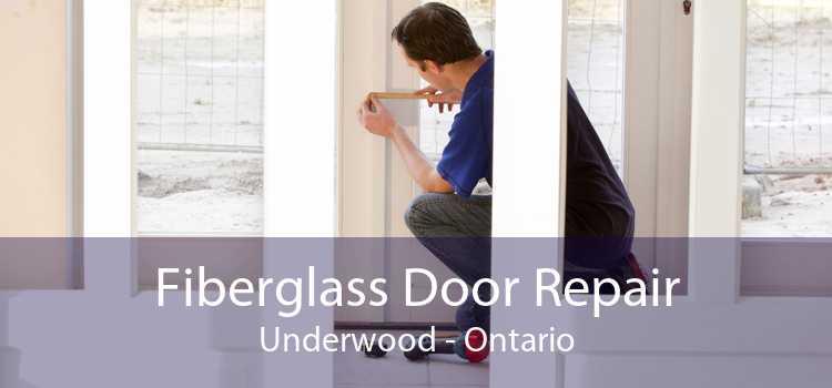 Fiberglass Door Repair Underwood - Ontario