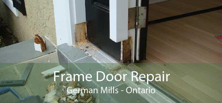 Frame Door Repair German Mills - Ontario