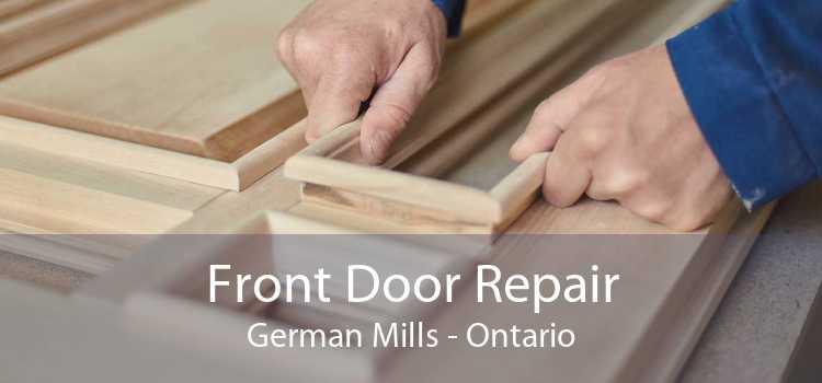 Front Door Repair German Mills - Ontario
