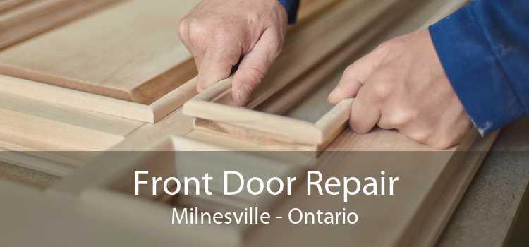 Front Door Repair Milnesville - Ontario