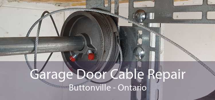 Garage Door Cable Repair Buttonville - Ontario