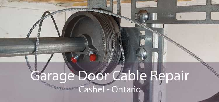 Garage Door Cable Repair Cashel - Ontario