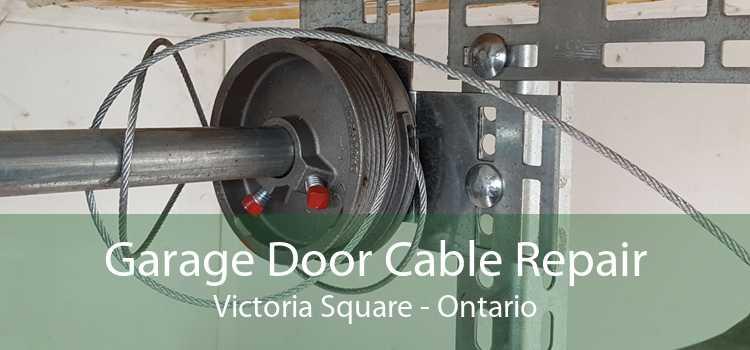 Garage Door Cable Repair Victoria Square - Ontario