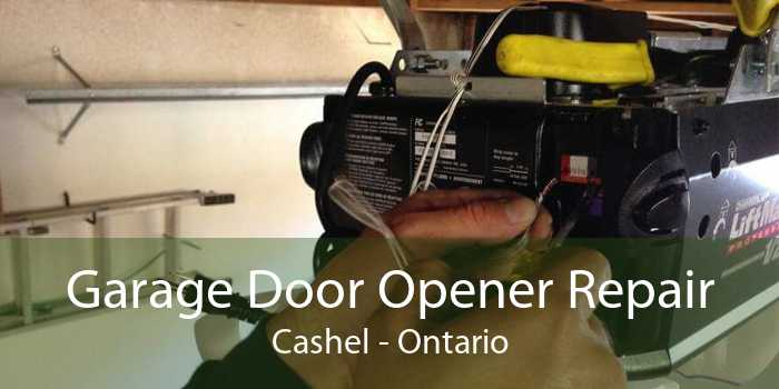 Garage Door Opener Repair Cashel - Ontario