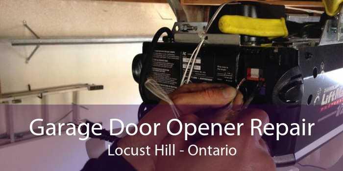 Garage Door Opener Repair Locust Hill - Ontario