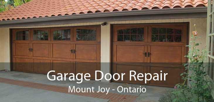 Garage Door Repair Mount Joy - Ontario