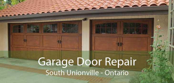 Garage Door Repair South Unionville - Ontario