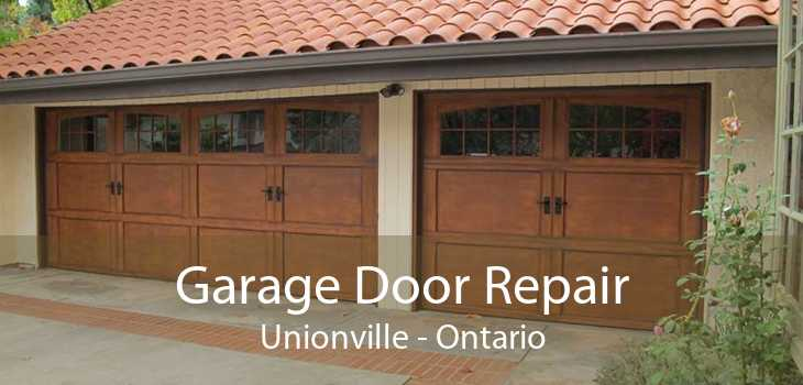 Garage Door Repair Unionville - Ontario