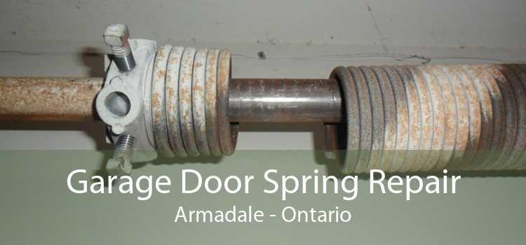 Garage Door Spring Repair Armadale - Ontario